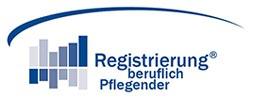 Registrierung beruflich Pflegender Logo
