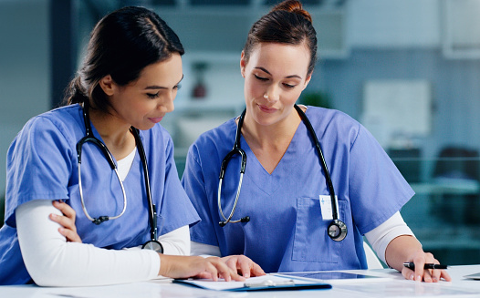 Krankenschwestern, Pflegepersonal